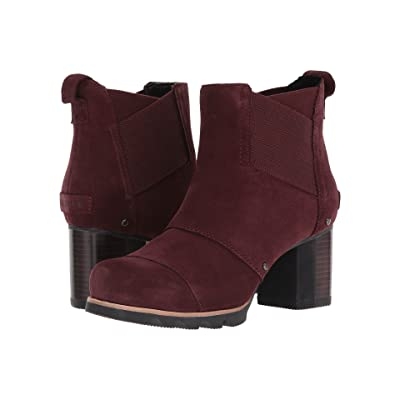 SOREL Addington Chelsea (Redwood/Black) Women
