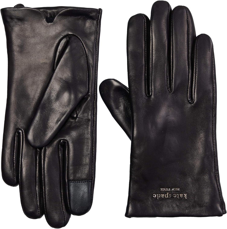 Kate Spade New York Floating Logo Gloves