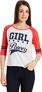 Unshackled Women's Solid T-Shirt