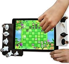 Tacto Chess توسط PlayShifu (بر اساس برنامه) - مجموعه هیئت تعاملی شطرنج برای شب بازی خانوادگی ، بازی های استراتژی هدیه برای پسران