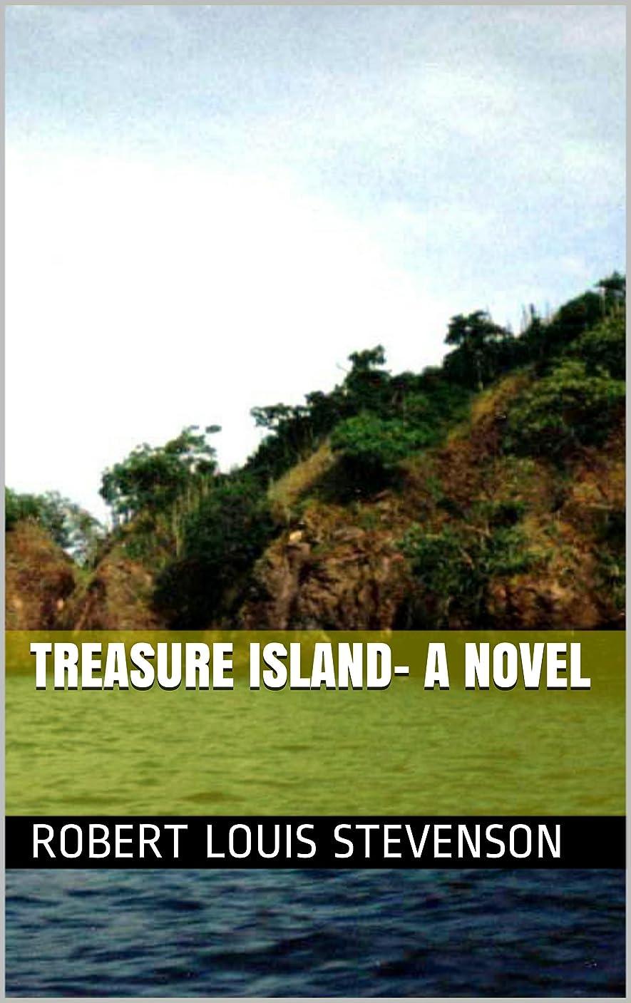 磁気鼻フェリーTreasure Island- A Novel (English Edition)