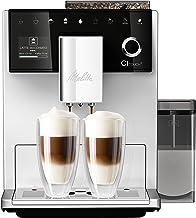 Melitta F 630-101, Automatische koffiemachine, Barista CI Touch, zilver