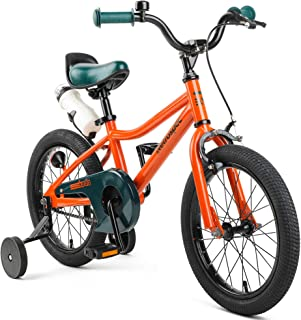 Retrospec Koda Kids Bike with Training Wheels for Boys & Girls, 12