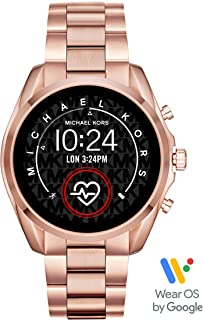 dylan rose gold tone stainless steel watch