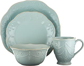 Lenox French Perle 4-Piece Place Setting, Ice Blue - 824431