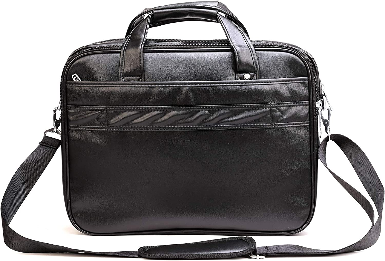 Boss Aron Pelle Cartelle for Men Borsa per Laptop Messaggero Vintage da Viaggio Borsa Attivit/à Commerciale.Bsc1