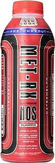 MET-Rx Nos Pumped Diet Supplement, Watermelon, 12 Count, 20 Fl Oz