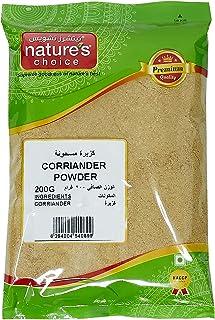 Natures Choice Coriander Powder - 200 gm