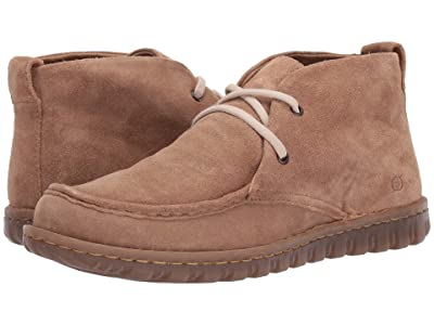 Born Glenwood (Natural Suede) Men