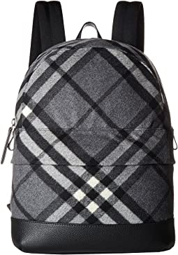 Burberry Kids - Slim Backpack