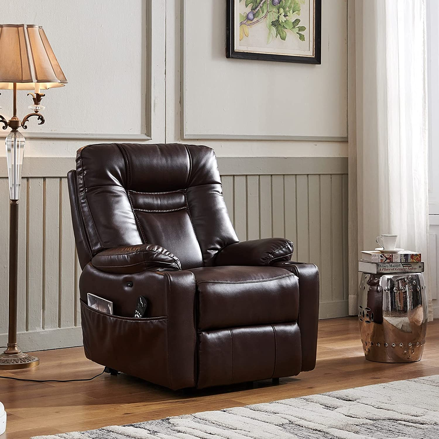Alapaste Large Size Electric Power Lift Elder for Discount is Seattle Mall also underway Chair Recliner