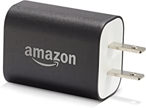 Amazon 9W Official OEM USB Charger and Power Adapter for Fire Tablets, Kindle eReaders, and Echo Dot