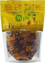 Yupik Gummy Bears, Vegan Fruit, Organic Gelatin-Free Vegan Fruit 1.1 Pound 17.6 Ounce
