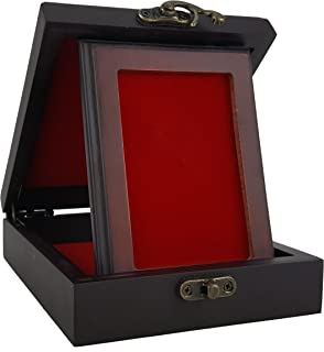 badge presentation box