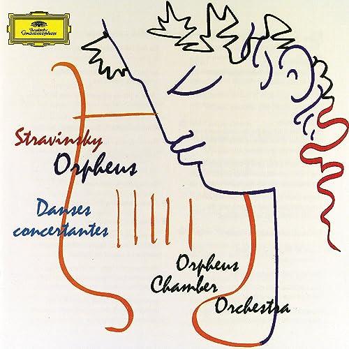 Stravinsky: Orpheus; Danses concertantes