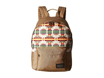 Pendleton Canopy Canvas Backpack (Chief Joseph) Backpack Bags