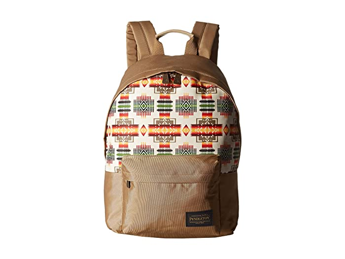 Canopy Canvas Backpack (Chief Joseph) Backpack Bags
