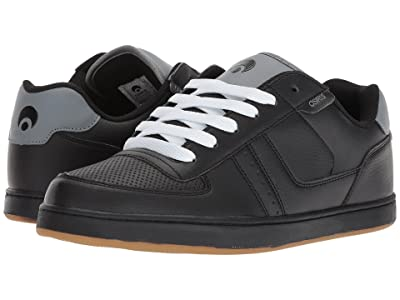 Osiris Relic (Black/Gum) Men