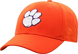Top of the World NCAA Premium Collection One-Fit Memory Fit Hat Team Color Icon