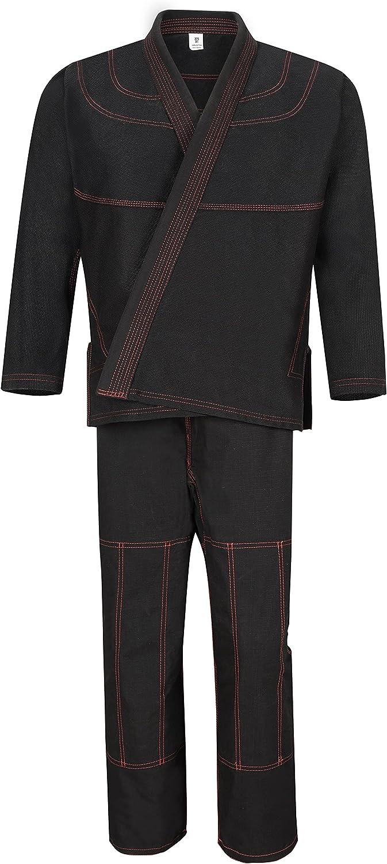 Max 88% OFF Knockout Fight Gear Brazilian Jiu Jitsu for Kimo Gi Kids Manufacturer OFFicial shop Uniform