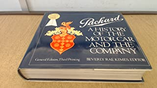 Packard: A History of the Motorcar and Company (An Automobile quarterly library series book)