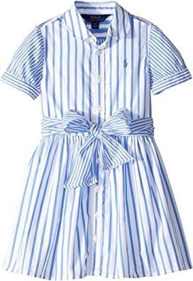 08ca85e03 Striped Cotton Shirtdress (Toddler). 27. Polo Ralph Lauren Kids. Striped  Cotton Shirtdress (Toddler)