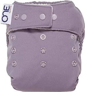 GroVia O.N.E. Reusable Baby Cloth Diaper (Haze)