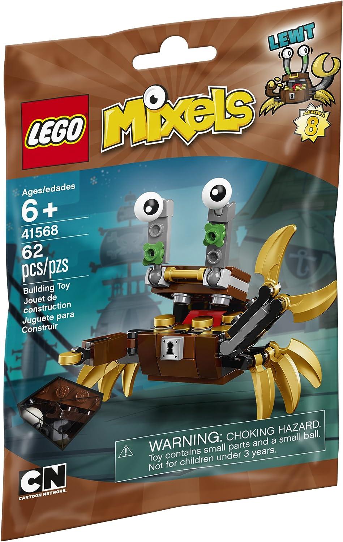 LEGO Mixels 41568 Lewt Building Kit by Lego Mixels