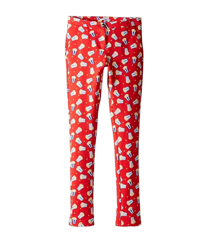 [マークジェイコブス] Little Marc Jacobs レディース All Over Printed Pop Corn Trousers (Big Kids) ボトムス Pop Red 12 L Big Kids [並行輸入品]