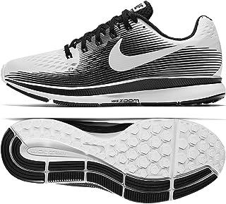Nike WMNS Air Zoom Pegasus 34 LE 883269-100 White/Black Women's Running Shoes (9.5)