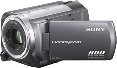 Sony DCR-SR80 60GB 1MP Hard Disk Drive Handycam with 12x Optical Zoom (Discontinued by Manufacturer)