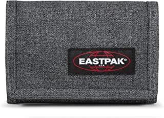 Eastpak Crew Single Monedero, 13 Cm, Gris (Black Denim)
