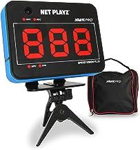 NETPLAYZ Speed Radar/Video-Record Sensor - Sports Gifts, Equipment & Gear (Baseball Pitching, Soccer Football Shooting, Go...