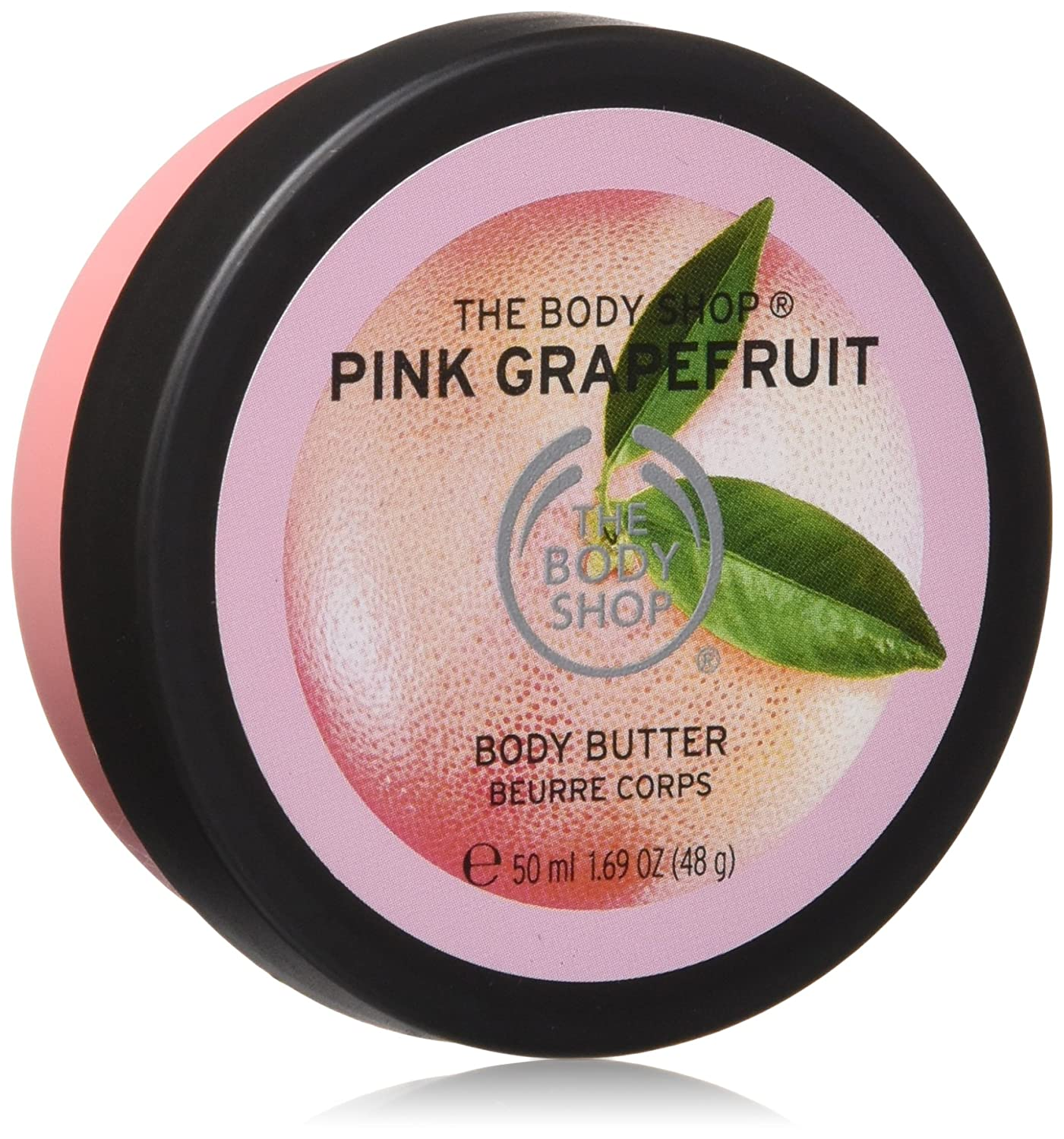 Low price The Max 58% OFF Body Shop Butter Pink 1.7 Ounce Grapefruit
