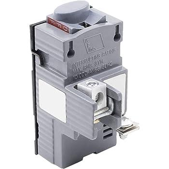 PUSHMATIC ITE BULLDOG 1 POLE 20 AMP P120 BREAKER