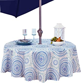 Best zippered round tablecloth Reviews