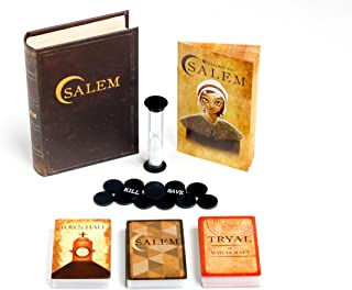 Salem Board Game (1st Edition)