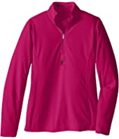 Spyder Kids - Chloe Velour Fleece T-Neck (Little Kids/Big Kids)