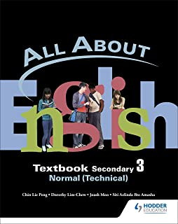 All About English Secondary 3 Normal (Technical)