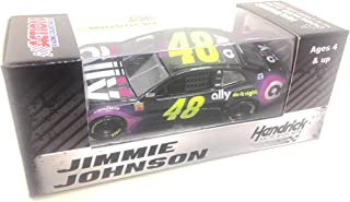 Lionel Racing Jimmie Johnson #48 Ally 2019 Chevrolet Camaro NASCAR Diecast 1:64 Scale