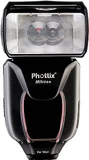 Phottix Mitros+ TTL Transceiver Flash for Nikon (PH80372)