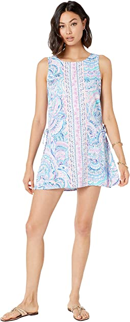 Multi Happy As A Clam Engineered Romper