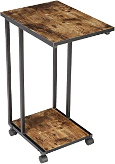 Amazon Com End Tables Casters End Tables Tables Home Kitchen