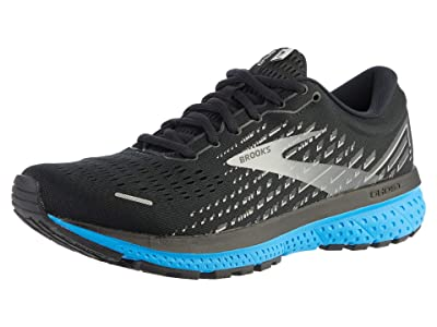Brooks SINGLE SHOE Ghost 13 (Black/Grey/Blue) Men