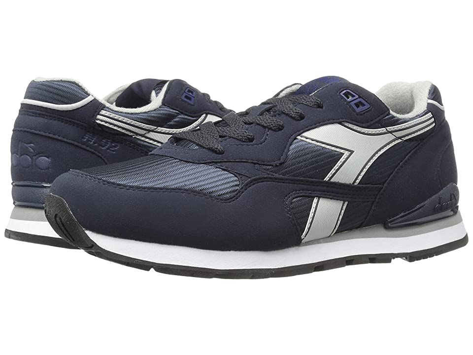 Diadora N-92 (Total Eclipse/Gray Violet) Athletic Shoes