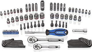 Best kobalt 93 piece socket set Reviews