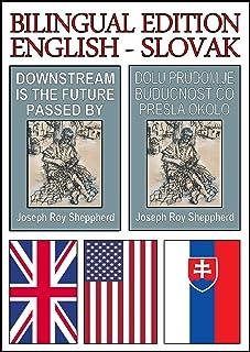 DOWNSTREAM IS THE FUTURE PASSED BY - DOLU PRÚDOM JE BUDÚCNOSŤ ČO PREŠLA OKOLO: BILINGUAL EDITION (ENGLISH-SLOVAK) (Mention of God)