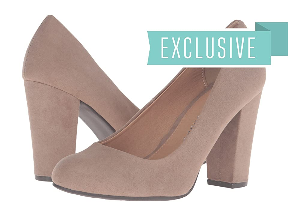 Chinese Laundry Exclusive Z-Happy Hour (Taupe) High Heels