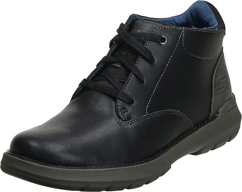 Skechers Men's Doveno-molens Lace Up Boot Hiking
