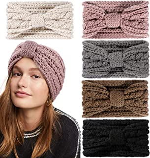 warm knitted headband